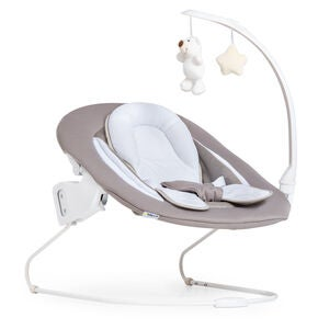 Hauck Alpha Deluxe Babywippe, Sand