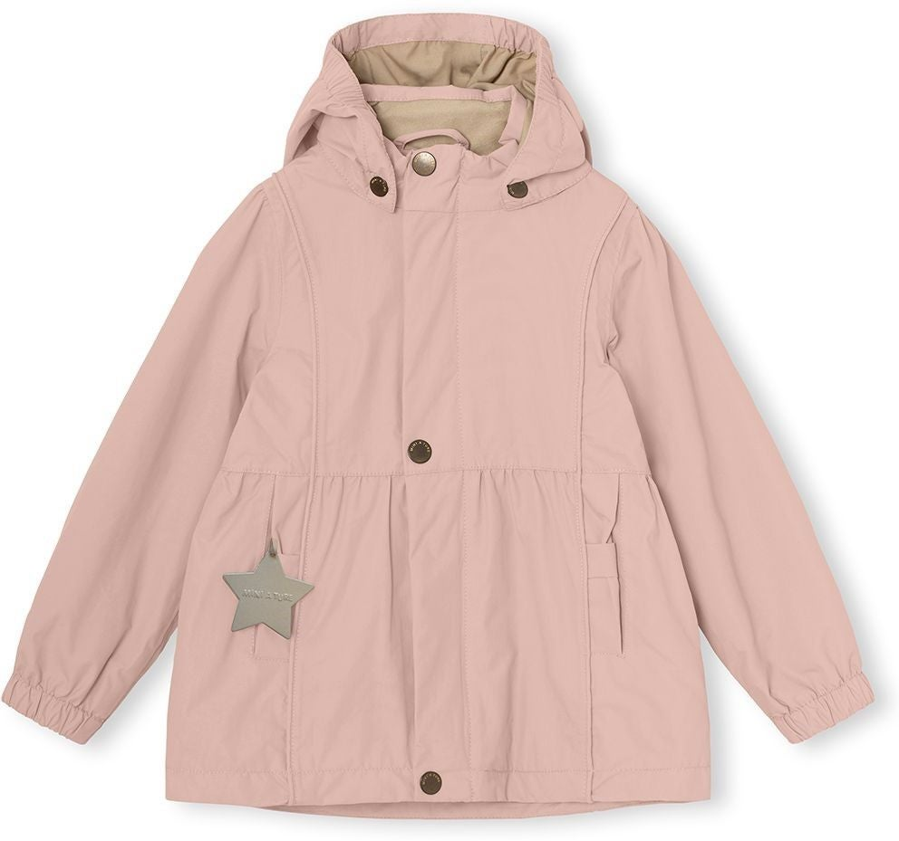 Mini A Ture Catia Softshell-Jacke, Cloudy Rose