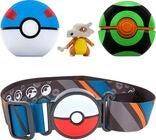 Pokémon Clip 'N Go Belt Set Great Ball, Dusk Ball und Cubone
