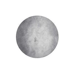Stickstay Wallsticker Grey Moon