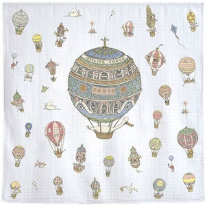 Atelier Choux Decke, Hot Air Balloons
