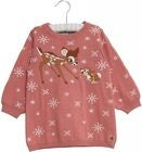 Wheat Disney Bambi Strickkleid, Soft Rouge