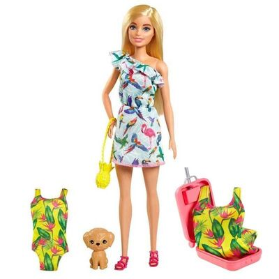Barbie Puppe The Lost Birthday