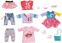 BABY Born Puppenkleidung City Fashion Set 43cm