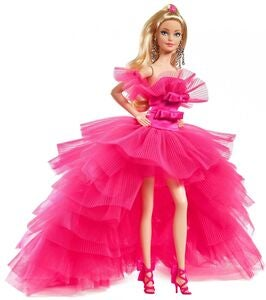 Barbie Puppe Pink