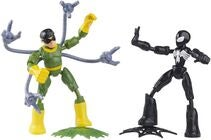 Marvel Spider-Man Bend And Flex Spider-Man Vs Doctor Octopus