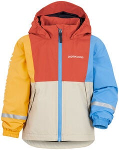 Didriksons Block Softshelljacke, Multicolour