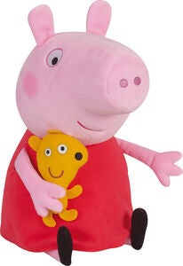 Peppa Wutz in rotem Kleid, Rot