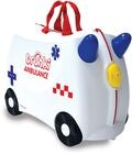 Trunki Abbie The Ambulance Reisekoffer 18L, White