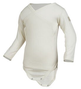 Janus Baby Lightwool Body, Off White