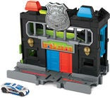 Hot Wheels Downtown Spielzeugset Polizeistation