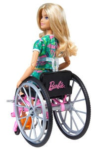 Barbie Fashionistas Puppe 165