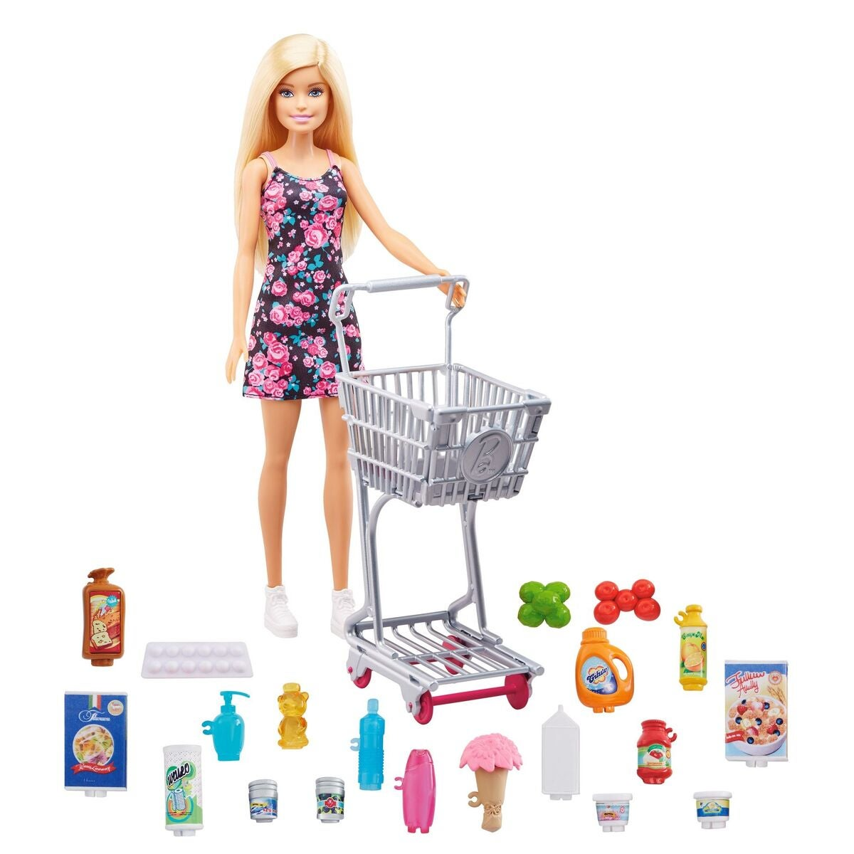 Barbie Puppe Shopping Time