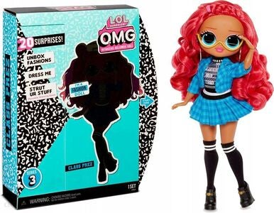 L.O.L. Surprise! OMG Doll Series 3 Class Prez