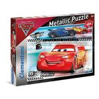 Disney Cars 3 Puzzle Piston Cup Champion Metallic