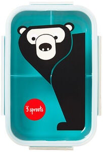 3 Sprouts Lunchbox, Bear