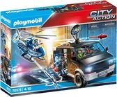 Playmobil 70575 Polizeihelikopter