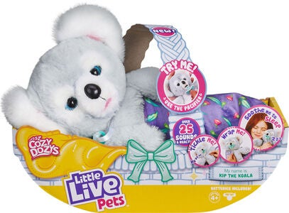 Little Live Pets Kuscheltier Koala Set