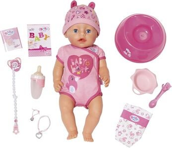 Baby Born Soft Touch Girl 43 cm