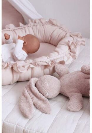 Cotton & Sweet Babynest, Puderrosa
