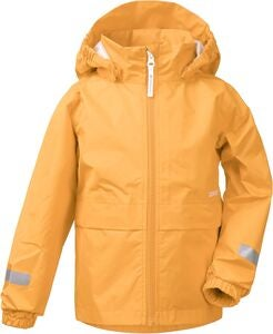 Didriksons Droppen Outdoorjacke, Citrus Yellow