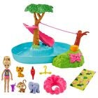 Barbie Spielset Jungle River Chelsea