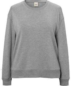 Boob The Pullover, Grey Melange