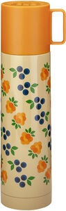 Blafre Thermosflasche 450 ml Beeren, Orange