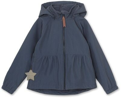 Mini A Ture Briddi Outdoorjacke, Ombre Blue