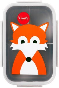 3 Sprouts Lunchbox, Fox