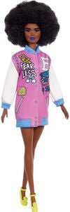 Barbie Fashionistas Puppe 156