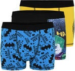 LEGO Collection Unterhosen Boxer 3er-Pack, Black