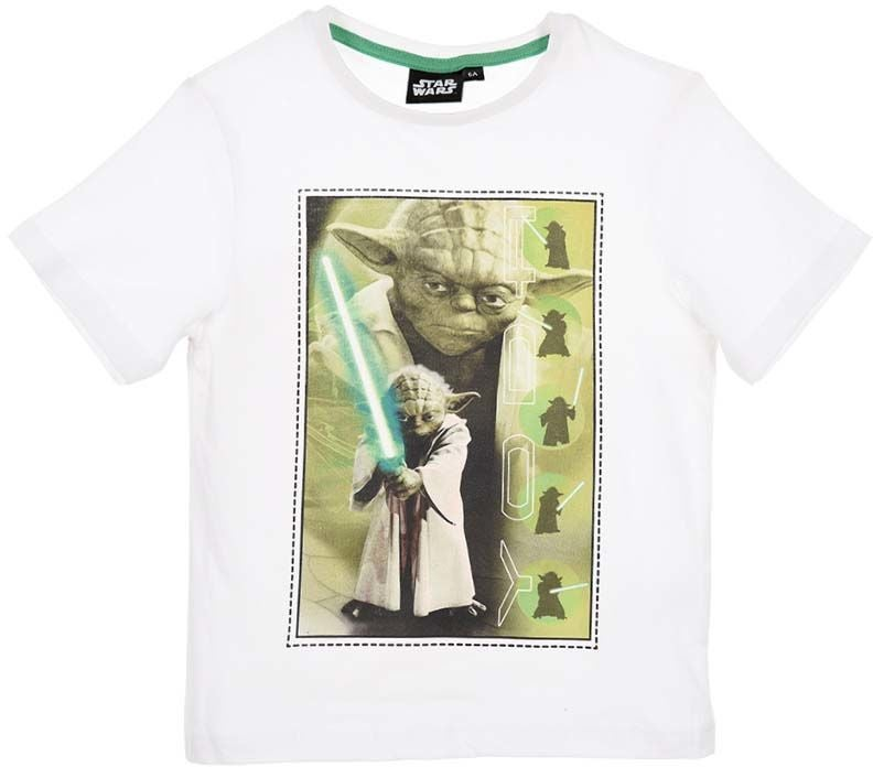 Star Wars T-Shirt, White