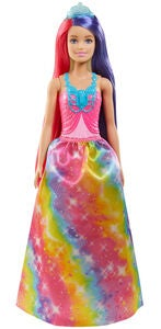Barbie Dreamtopia Puppe Hairplay Princess