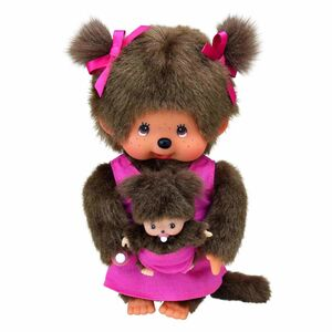 Monchhichi Mother Care Pink 20 Cm
