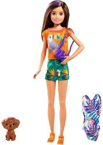 Barbie Puppe Chelsea mit Skipper, The Lost Birthday