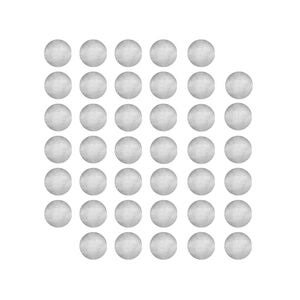 Stickstay Wallsticker Dot, Light Grey