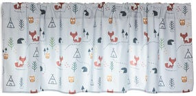 Alice & Fox Kurzgardine Wald 50x150