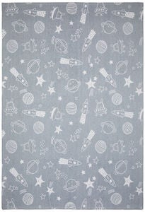 Alice & Fox Teppich Grey Space 100x150