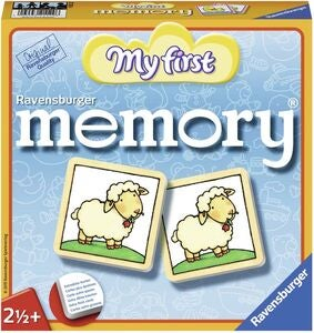 Ravensburger Memory® Mein erstes Memory, Tiere