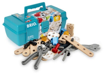 Brio 34586 Builder Box Starter-Set