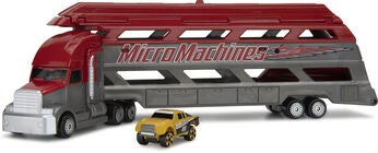 Micro Machines Mini Hauler Stil 4