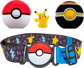 Pokémon Clip 'N Go Belt Set Luxury Ball und Pikachu