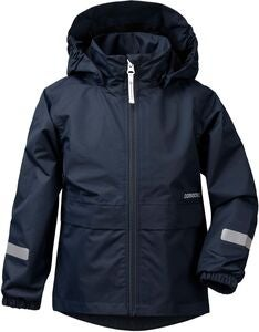 Didriksons Droppen Outdoorjacke, Navy