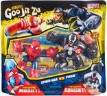 Goo Jit Zu Squishy Marvel Super Heroes 2er-Pack