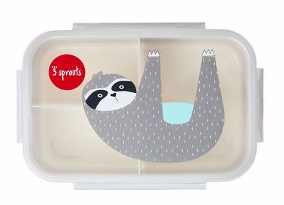 3 Sprouts Lunchbox, Sloth
