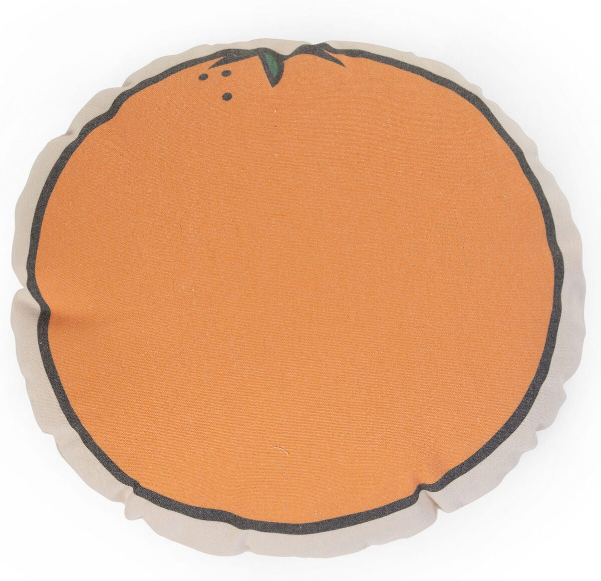 Childhome Kissen Canvas, Orange
