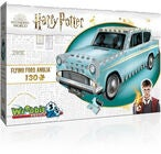 Harry Potter 3D-Puzzle Fliegender Ford Anglia 130 Teile