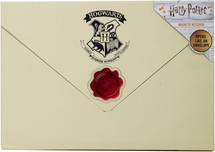 Harry Potter Notizbuch Briefumschlag