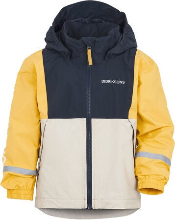 Didriksons Block Outdoorjacke, Navy